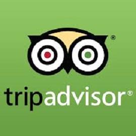 Logo da TripAdvisor
