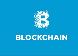 Logo do blockchain