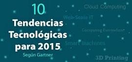 10 Tendências estratégicas de TI para 2015 pela 2015