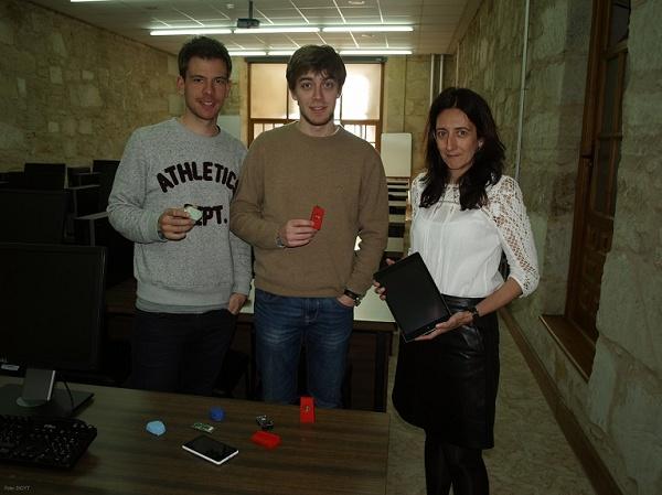 Foto de alunos da Universidade de Salamanca