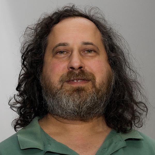 foto de Richard Stallman