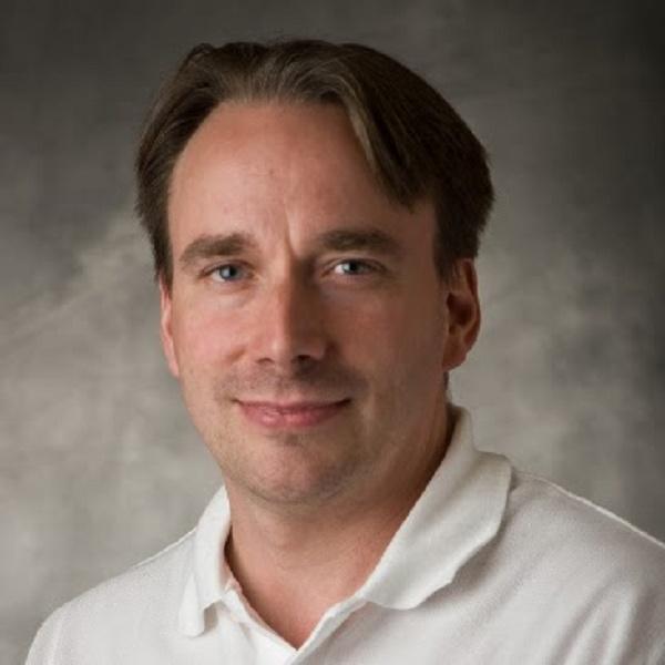 foto de Linus Torvalds