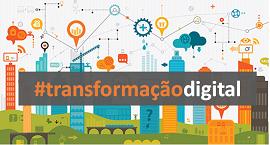 Ilustração sobre transformação digital