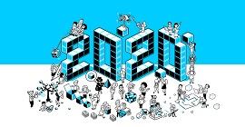 Ilustração do ano de 2020