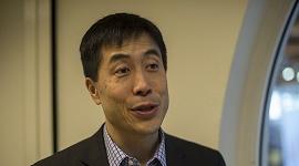 Foto de Michael Chui, consultor da McKinsey
