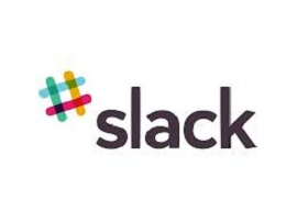 Logo do chat corporativo Slack