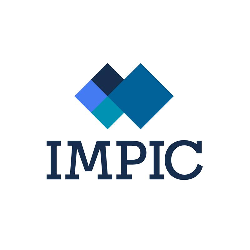 Logo do IMPIC - Instituto dos Mercados Públicos, do Imobiliário e da Construção
