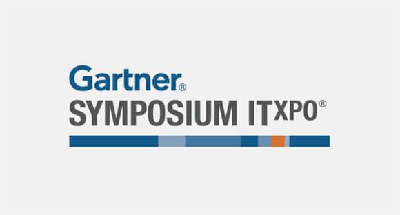 Logomarca do Gartner/ITxpo 2017