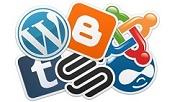 logos de plataformas de blogs