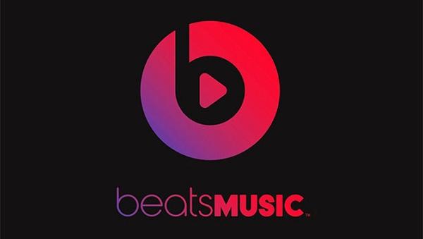 Logo Beats Music