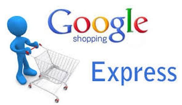 Logomarca do google shopping express