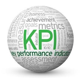 Globo com significado de KPI