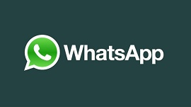 Logo verde do Whatsapp