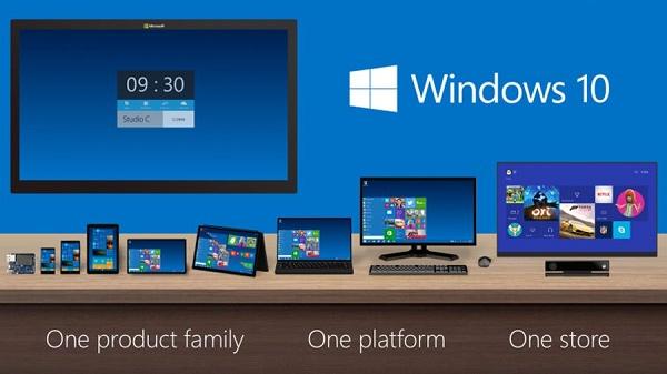 Imagens do Windows 10