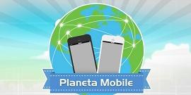 Ilustração planeta mobile