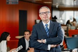 Foto de Pedro Dias, Diretor de Estratégia da Galp