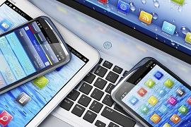 smartphones, tablet e computador