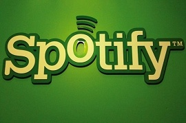 Logo do Spotify