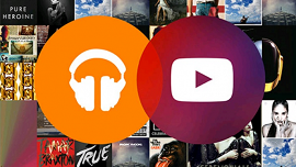Suposta Logo Youtube Music Key