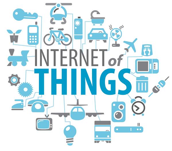 Ilustração para IoT - Internet das coisas