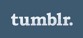 Logo do tumblr