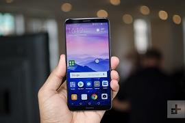 Foto do Huawei Mate 10