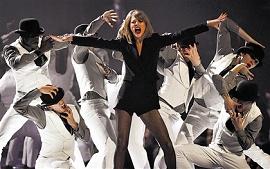 Foto da cantora Taylor Swift