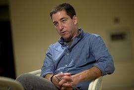 Foto do jornalista Green Greenwald