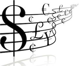 Dinheiro Música