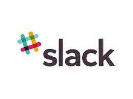 Logo do chat corporativo Slack