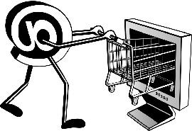 Ilustração de e-commerce
