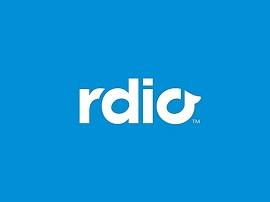 Logo da RDIO