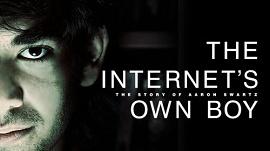 Capa do filme - O menino da Intenet