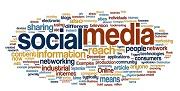 Palavras referentes à mídias sociais