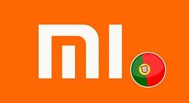Logo da Xiaomi em Portugal