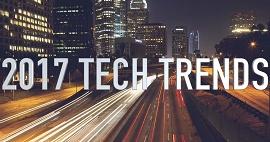Cinco tecnologias que podem abalar em 2017