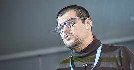 Foto de Luís Calado, responsável da Microsoft Portugal para startups