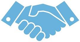 Ícone de parceria