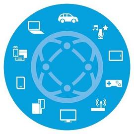 Ilustração da IoT