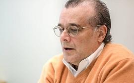 Foto do economista Gustavo Franco