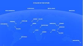 Nomes das cidades do futuro